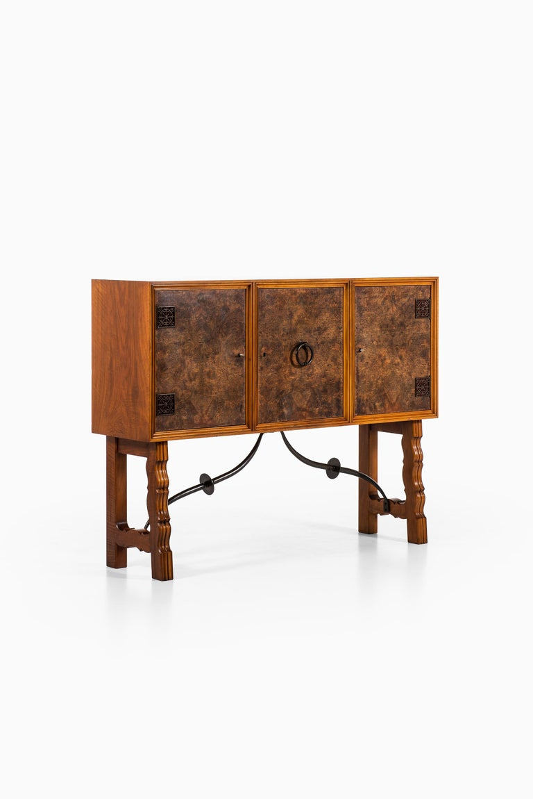 Otto Schulz Cabinet Produced by Boet in Sweden For Sale 3