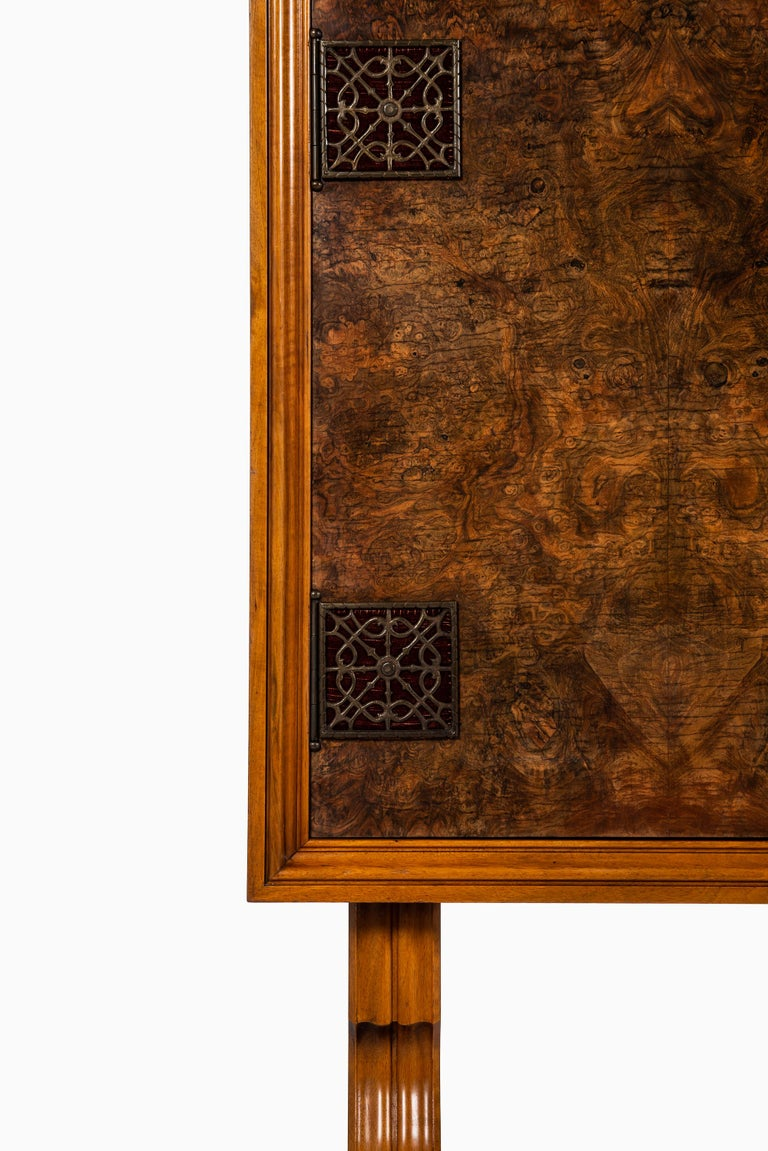 Scandinavian Modern Otto Schulz Cabinet Produced by Boet in Sweden For Sale
