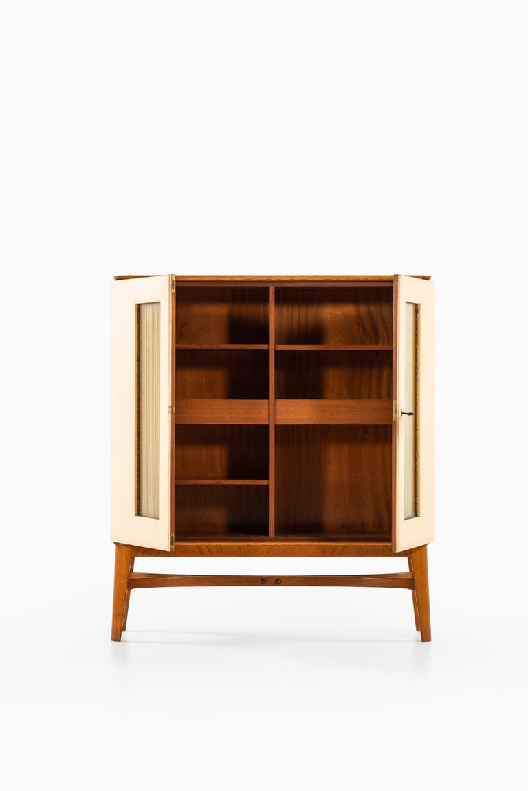 Swedish Otto Schulz Cabinet Produced by Boet in Sweden For Sale