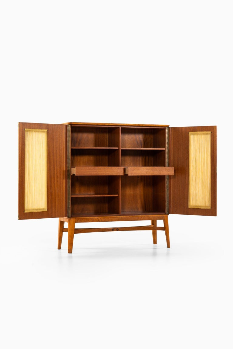 Otto Schulz Cabinet Produced by Boet in Sweden In Good Condition For Sale In Malmo, SE