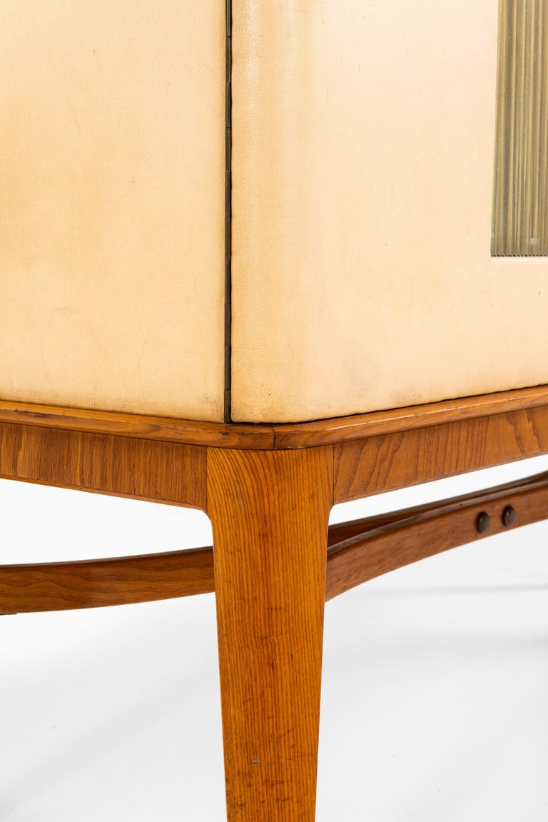 Otto Schulz Cabinet Produced by Boet in Sweden For Sale 2