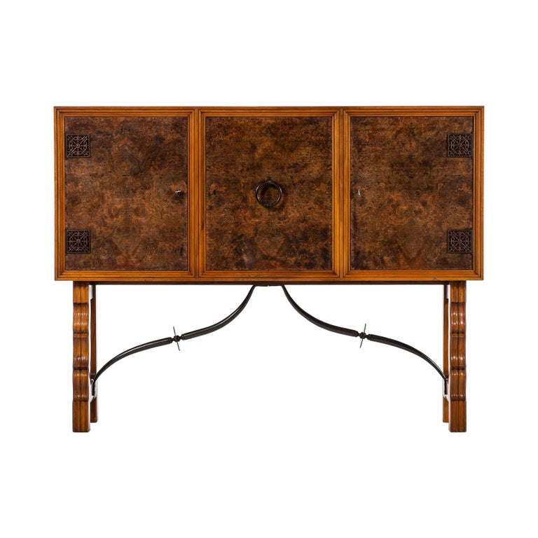 Otto Schulz Cabinet Produced by Boet in Sweden For Sale