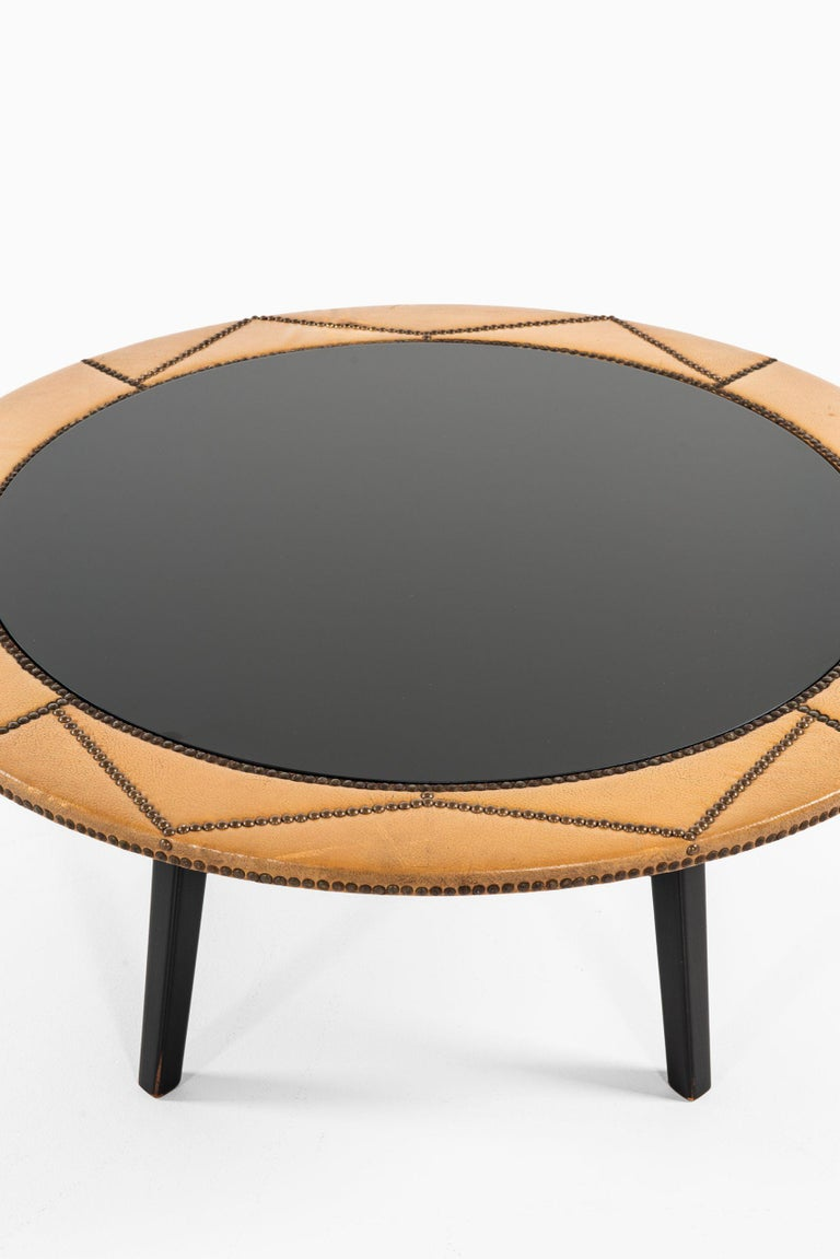 Scandinavian Modern Otto Schulz Coffee Table Produced by Boet in Sweden For Sale