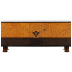 Otto Schulz Sideboard Produced by Boet in Sweden