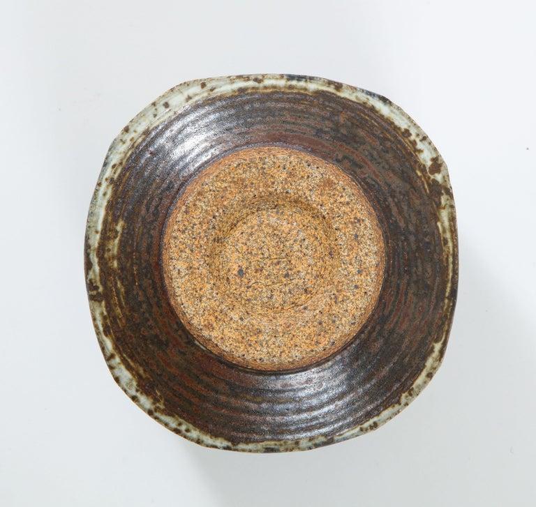 Otto & Vivika Heino Stoneware Bowl For Sale 4