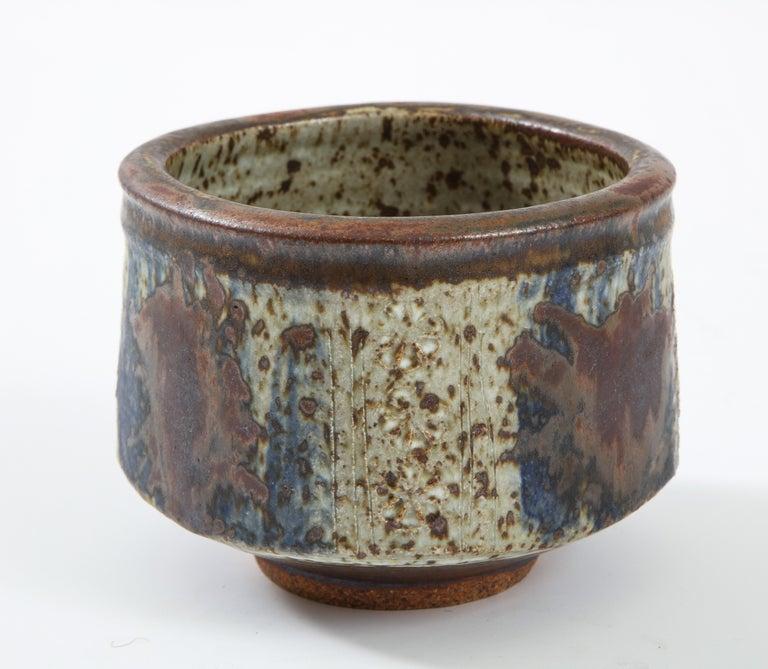 American Otto & Vivika Heino Stoneware Bowl For Sale