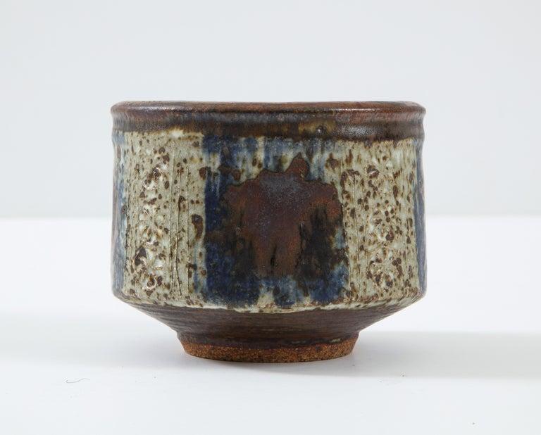 Ceramic Otto & Vivika Heino Stoneware Bowl For Sale