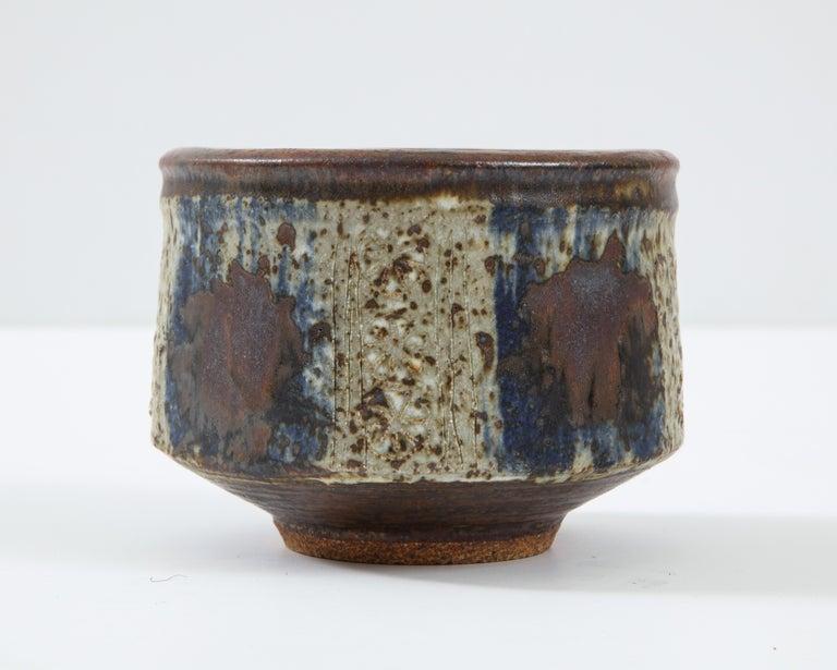 Otto & Vivika Heino Stoneware Bowl For Sale 1