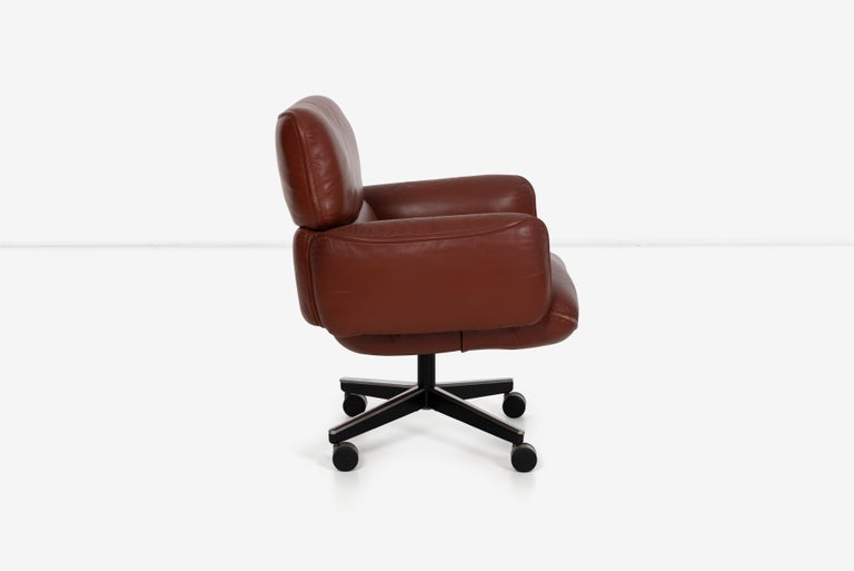 Mid-Century Modern Otto Zapf Executive Chair For Sale