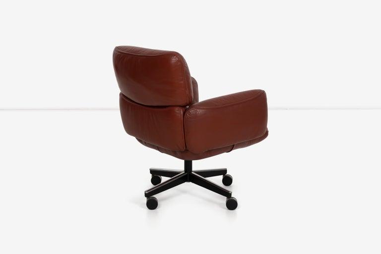 American Otto Zapf Executive Chair For Sale