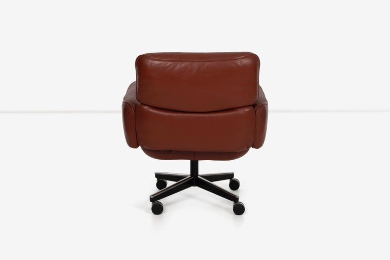 Otto Zapf Executive Chair In Good Condition For Sale In Chicago, IL