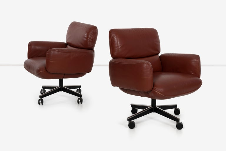 Late 20th Century Otto Zapf Executive Chair For Sale