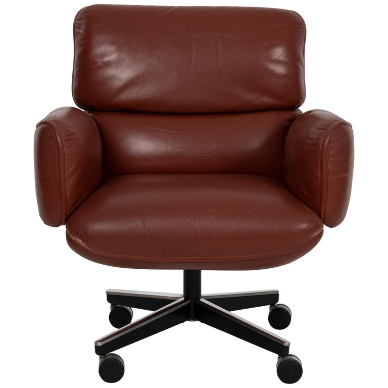 Otto Zapf Executive Chair For Sale