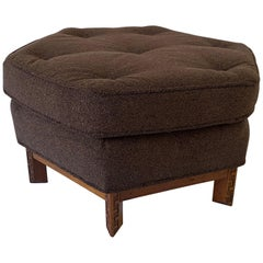 Ottoman by Frank Lloyd Wright for Henredon