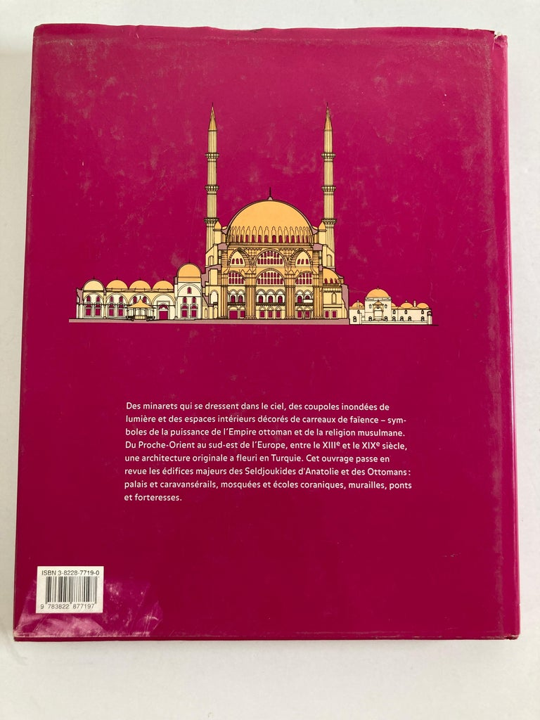 Modern  Turkey from The Selcuks to the Ottomans, Architecture Tashen Coffee Table Book For Sale