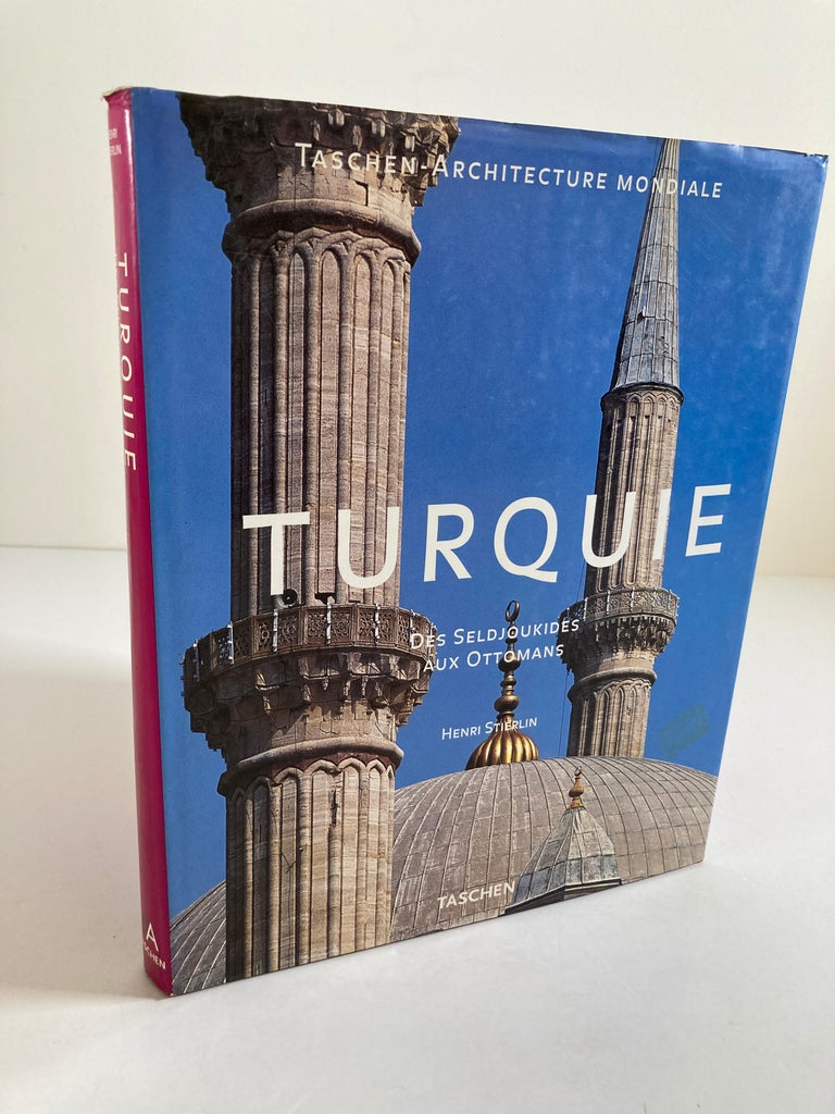Turkish  Turkey from The Selcuks to the Ottomans, Architecture Tashen Coffee Table Book For Sale