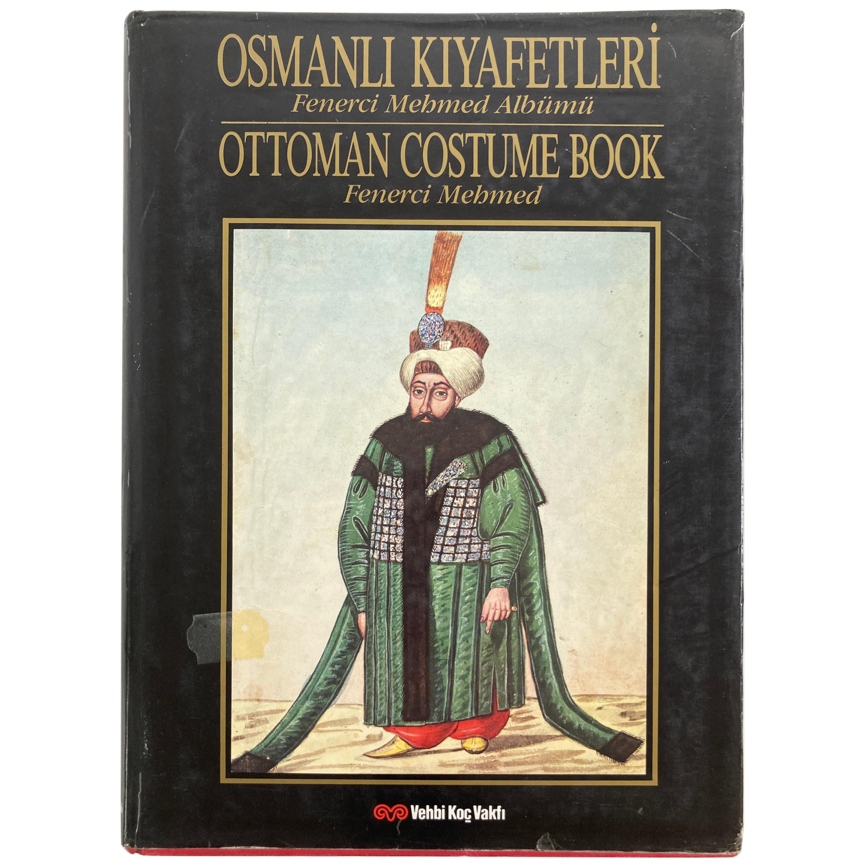 Ottoman Costumes Turkish Hardcover, January 1, 1986 Coffee Table Book
