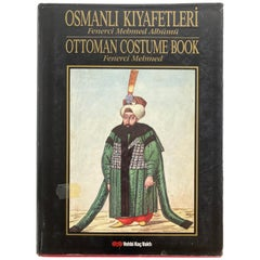 Ottoman Costumes Turkish Hardcover, January 1, 1986 Coffee Table Book