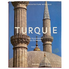 Turkey from The Selcuks to the Ottomans, Architecture Tashen Coffee Table Book
