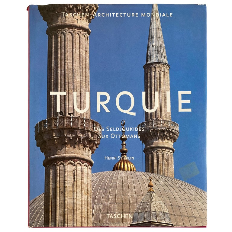Turkey from The Selcuks to the Ottomans, Architecture Tashen Coffee Table Book For Sale