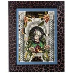 Ottoman Leopard Prints 1