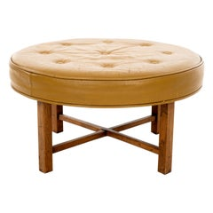 Ottoman/Stool by Baker