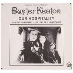 'Our Hospitality' R1960s Swiss Scene Card