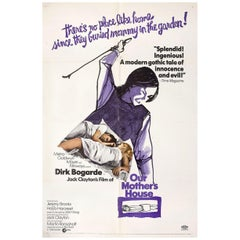 Our Mother's House 1967 U.S. One Sheet Film Poster