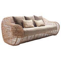 Outdoor Balou Sofa by Kenneth Cobonpue