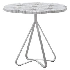 Outdoor Bouquet End Table by Kenneth Cobonpue