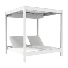 Outdoor Cabana Daybed, Made in Italy