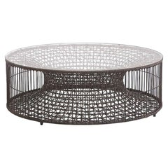 Outdoor Coffee Table by Kenneth Cobonpue