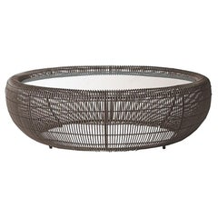 Outdoor Croissant Medium Coffee Table by Kenneth Cobonpue