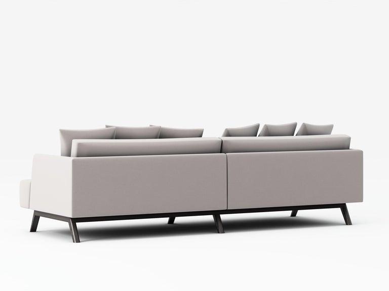 Modern Outdoor Gocek Sofa by Coco Wolf For Sale