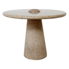 Outdoor/Indoor Granite Dining Table