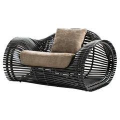 Outdoor Lolah Easy Armchair by Kenneth Cobonpue