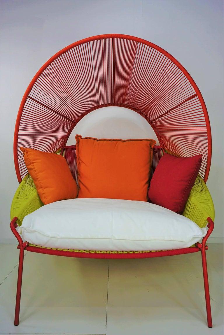 Outdoor Lounge Armchair