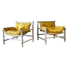Outdoor Lounge Chairs by Jerry Johnson Landes PVC Idyllwild
