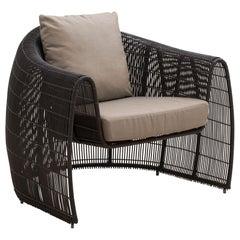 Outdoor Lulu Easy Armchair by Kenneth Cobonpue