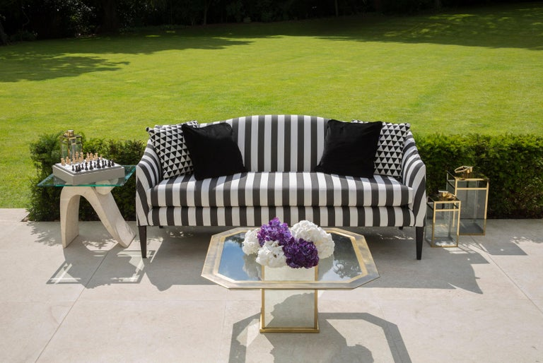 Outdoor Mamelle Sofa by Coco Wolf For Sale 5