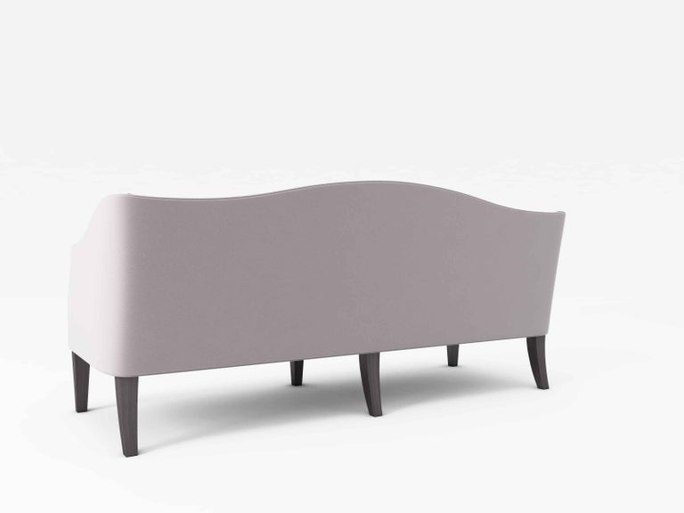 Modern Outdoor Mamelle Sofa by Coco Wolf For Sale