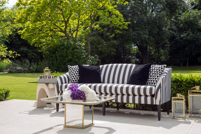 Outdoor Mamelle Sofa by Coco Wolf For Sale 3