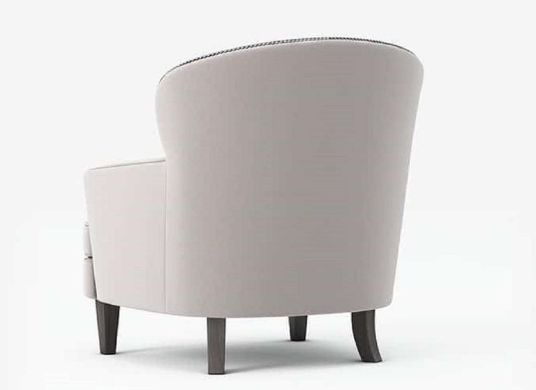 Modern Outdoor Masseto Armchair by Coco Wolf For Sale