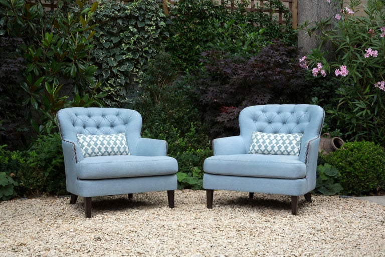 Outdoor Masseto Armchair by Coco Wolf In New Condition For Sale In Boston, MA