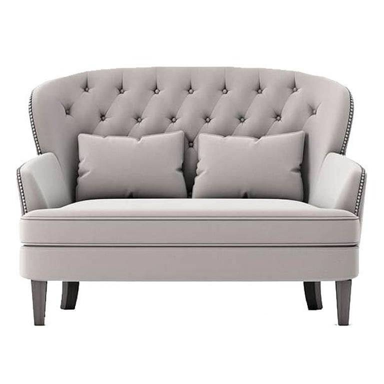 Outdoor Masseto Loveseat by Coco Wolf For Sale