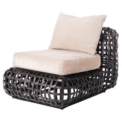 Outdoor Matilda Easy Chair by Kenneth Cobonpue