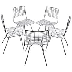 Outdoor Patio Dining Chairs by John Keal
