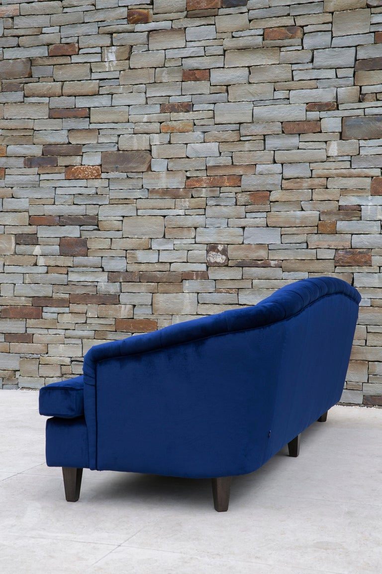 Outdoor Percalo Sofa by Coco Wolf In New Condition For Sale In Boston, MA