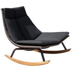 Outdoor Roda Laze Rocking Armchair by Gordon Guillaumier