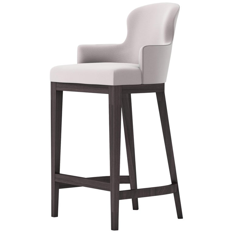 Outdoor Sammarco Bar Stool by Coco Wolf For Sale